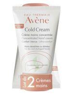 Avène Eau Thermale Cold Cream Duo Crème Mains 2x50ml à MONTPELLIER