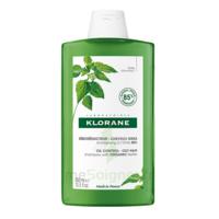 Klorane Ortie Shampooing Séboréducteur Cheveux Gras 400ml à MONTPELLIER
