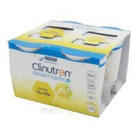 Clinutren Dessert 2.0 Kcal Nutriment Vanille 4cups/200g à MONTPELLIER