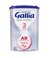 Gallia Bebe Expert Ar 2 Lait En Poudre B/800g à MONTPELLIER