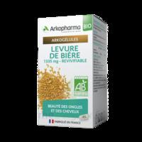 Arkogélules Levure De Bière Revivifiable Bio Gélules Fl/45 à MONTPELLIER