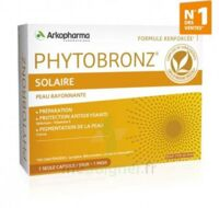 Phytobronz Solaire Caps Tous Types De Peaux 2b/30 à MONTPELLIER