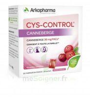 Cys-control 36mg Poudre Orale 20 Sachets/4g à MONTPELLIER