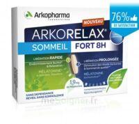 Arkorelax Sommeil Fort 8H Comprimés B/15 à MONTPELLIER