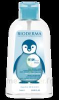 ABCDerm H2O Solution sans rinçage nettoyante bébé Fl pompe/1L à MONTPELLIER