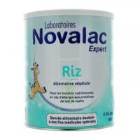 Novalac Riz Lait poudre 0-36mois B/800g à MONTPELLIER