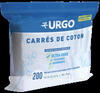 Urgo Carrés De Coton 8x10cm Non Stérile B/200 à MONTPELLIER