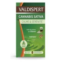 Valdispert Cannabis Sativa Caps Liquide B/24 à MONTPELLIER