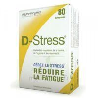 D-STRESS, boite de 80 à MONTPELLIER