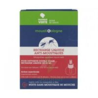 Moustikologne Recharge Diffuseur Anti-moustiques Tablettes 20 Nuits à MONTPELLIER
