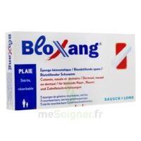 BLOXANG Eponge de gélatine stérile hémostatique B/5 à MONTPELLIER