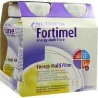 FORTIMEL ENERGY MULTI FIBRE, 200 ml, pack 4 à MONTPELLIER
