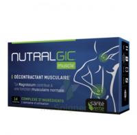 Nutralgic Muscle Comprimés décontractant musculaire B/14 à MONTPELLIER