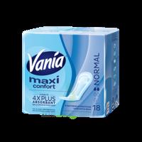 Vania Maxi Serviette périodique normal Sachet/18 à MONTPELLIER