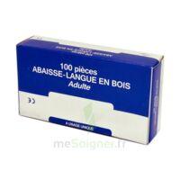 Cooper Abaisse-langue Bois Adulte B/100 à MONTPELLIER