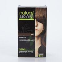 Nature & Soin Kit coloration 7G blond doré à MONTPELLIER