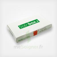 Stéribox Kit Prévention Et Hygiène Pour Les Toxicomanes Avec Seringues 100ui/ml à MONTPELLIER