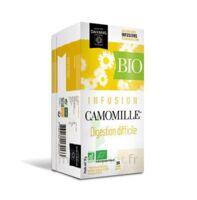 Dayang Camomille Bio 20 Infusettes à MONTPELLIER
