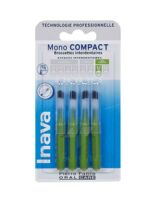 Inava Brossettes Mono-compact Vert Iso 6 2,2mm à MONTPELLIER
