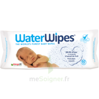 Waterwipes Lingette Nettoyante Bébé B/60 à MONTPELLIER