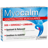 Myocalm Comprimés Contractions Musculaires B/30 à MONTPELLIER