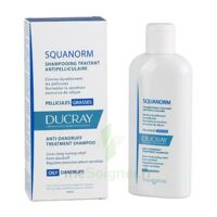Ducray Squanorm Shampooing Pellicule Grasse 200ml à MONTPELLIER