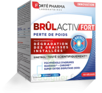 Forte Pharma Brulactiv Fort Gélules B/60 à MONTPELLIER